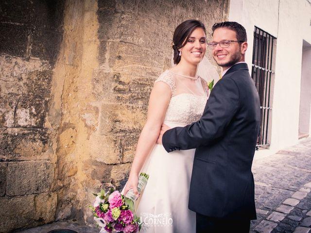 La boda de Juan y Mercedes en Chiclana De La Frontera, Cádiz 24