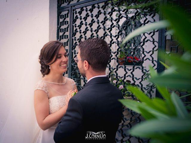 La boda de Juan y Mercedes en Chiclana De La Frontera, Cádiz 25
