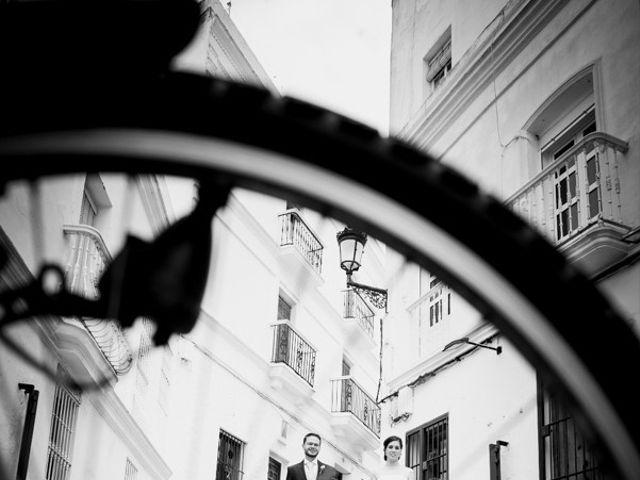 La boda de Juan y Mercedes en Chiclana De La Frontera, Cádiz 1