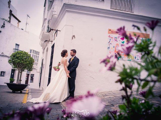 La boda de Juan y Mercedes en Chiclana De La Frontera, Cádiz 31