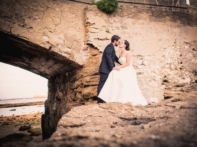 La boda de Juan y Mercedes en Chiclana De La Frontera, Cádiz 45
