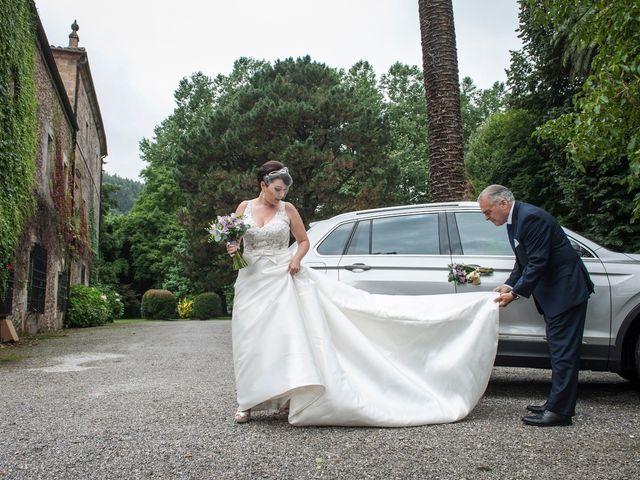 La boda de Darío y Vanessa en Castañeda, A Coruña 4