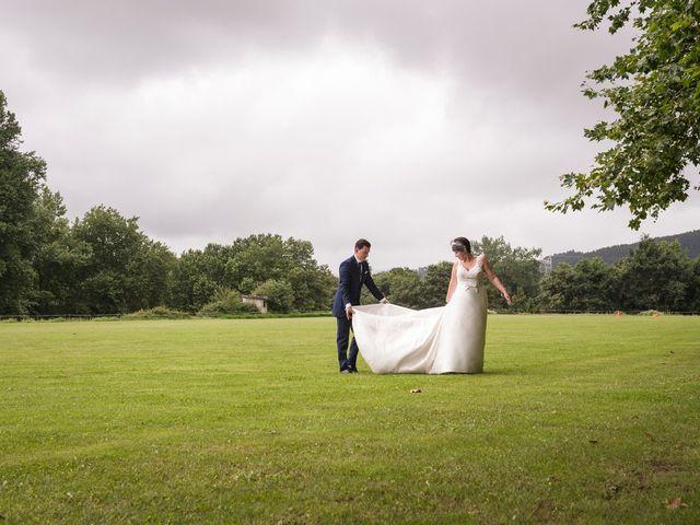 La boda de Darío y Vanessa en Castañeda, A Coruña 2