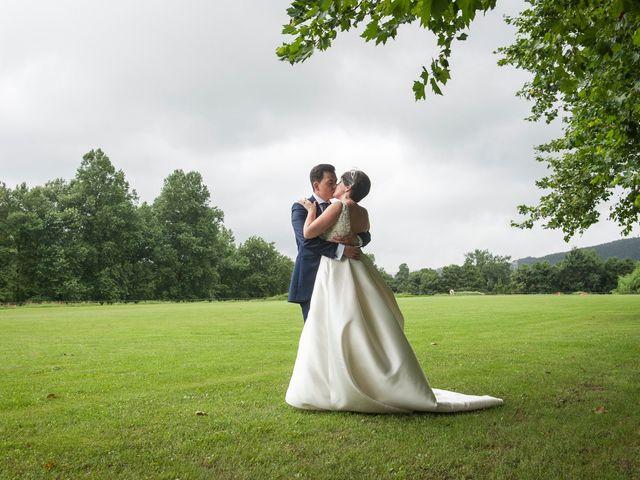 La boda de Vanessa y Darío