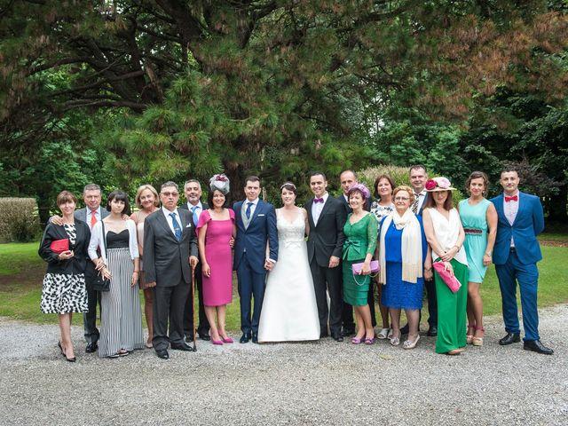 La boda de Darío y Vanessa en Castañeda, A Coruña 17