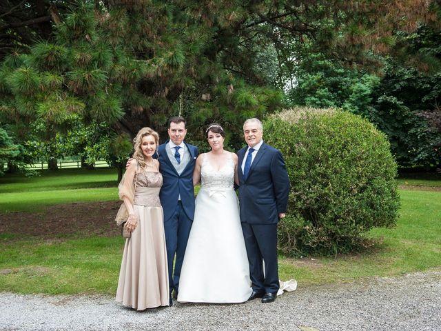 La boda de Darío y Vanessa en Castañeda, A Coruña 18