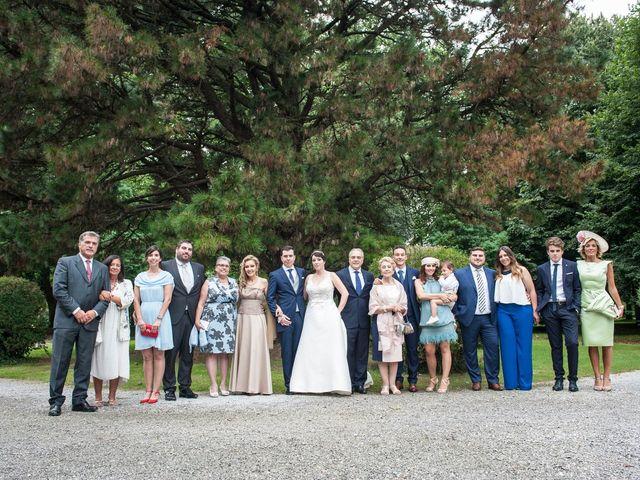 La boda de Darío y Vanessa en Castañeda, A Coruña 19