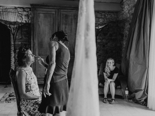 La boda de Josep y Christina en La Bisbal d'Empordà, Girona 12