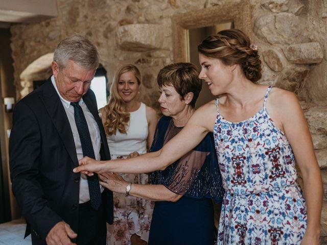 La boda de Josep y Christina en La Bisbal d'Empordà, Girona 25
