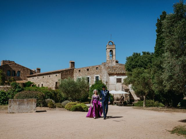 La boda de Josep y Christina en La Bisbal d'Empordà, Girona 42