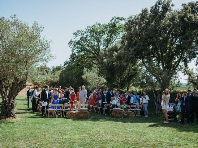 La boda de Josep y Christina en La Bisbal d'Empordà, Girona 43