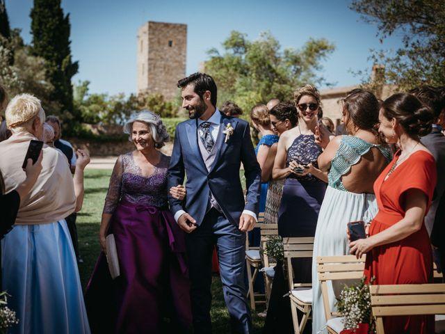 La boda de Josep y Christina en La Bisbal d'Empordà, Girona 44