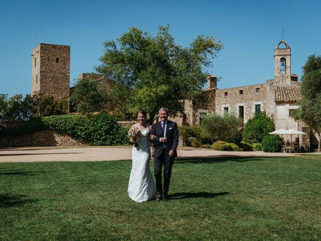 La boda de Josep y Christina en La Bisbal d'Empordà, Girona 46