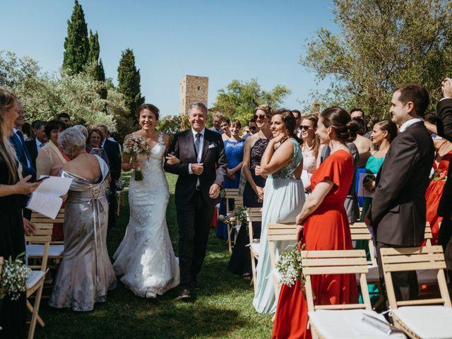 La boda de Josep y Christina en La Bisbal d'Empordà, Girona 48