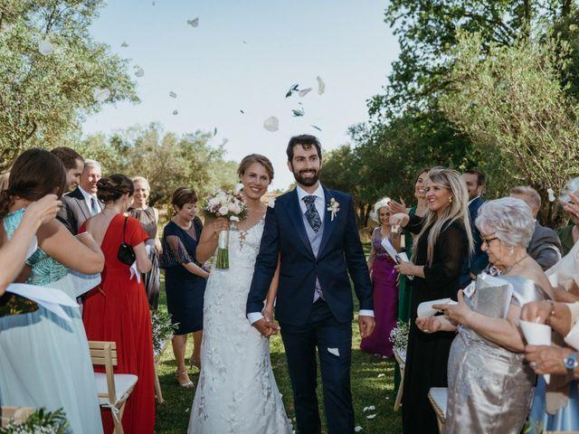 La boda de Josep y Christina en La Bisbal d'Empordà, Girona 79