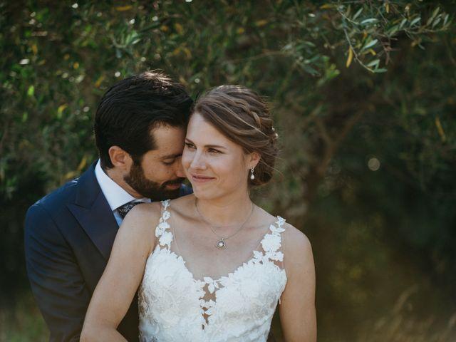 La boda de Josep y Christina en La Bisbal d'Empordà, Girona 87