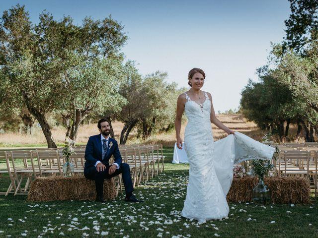 La boda de Christina y Josep