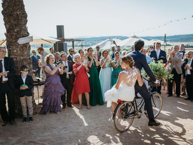 La boda de Josep y Christina en La Bisbal d'Empordà, Girona 91