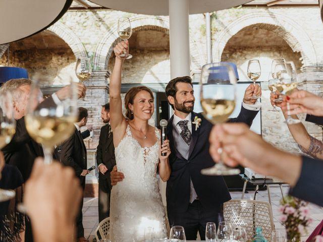 La boda de Josep y Christina en La Bisbal d'Empordà, Girona 106