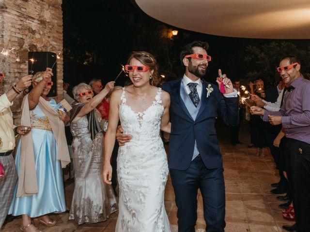 La boda de Josep y Christina en La Bisbal d'Empordà, Girona 124