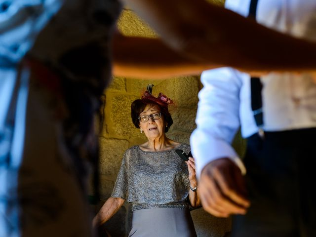 La boda de Jose y Cristina en Ourense, Orense 25