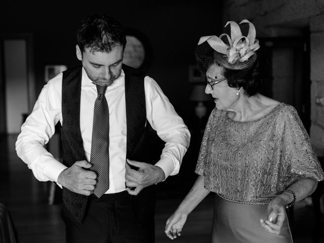 La boda de Jose y Cristina en Ourense, Orense 34