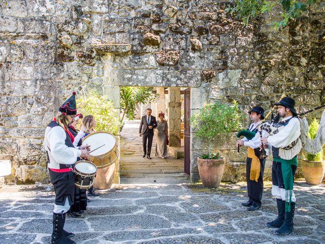La boda de Jose y Cristina en Ourense, Orense 43