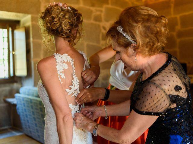 La boda de Jose y Cristina en Ourense, Orense 50