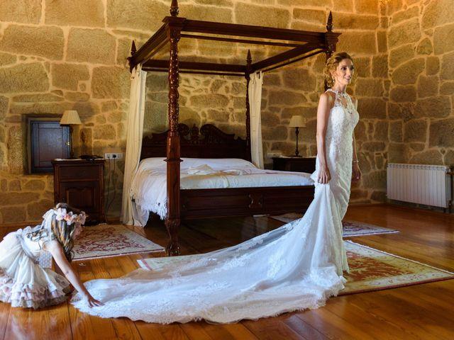La boda de Jose y Cristina en Ourense, Orense 53