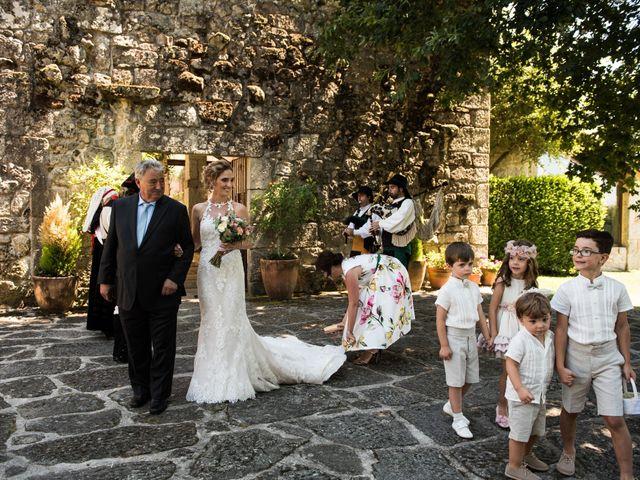 La boda de Jose y Cristina en Ourense, Orense 59