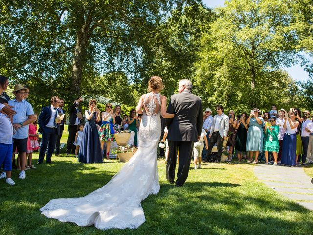 La boda de Jose y Cristina en Ourense, Orense 1