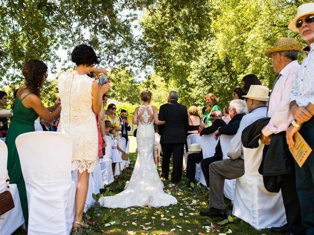 La boda de Jose y Cristina en Ourense, Orense 63