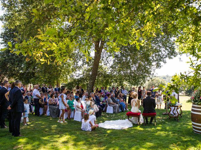 La boda de Jose y Cristina en Ourense, Orense 67
