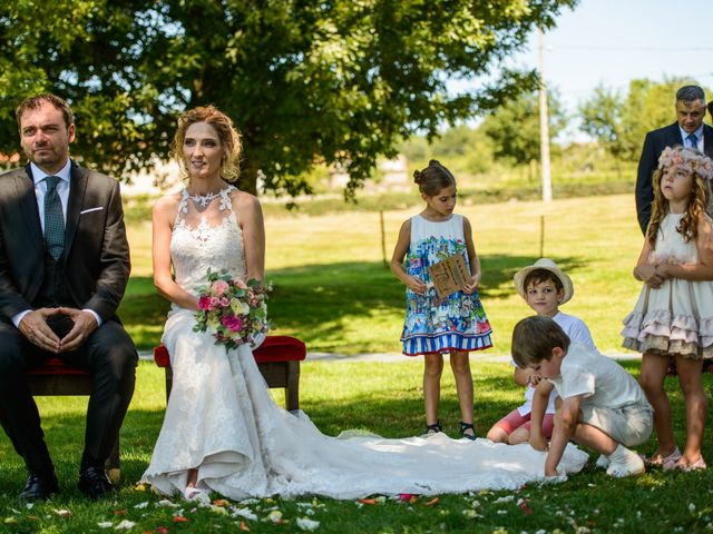 La boda de Jose y Cristina en Ourense, Orense 2