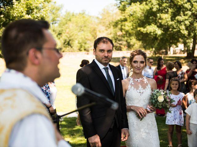 La boda de Jose y Cristina en Ourense, Orense 79