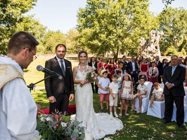 La boda de Jose y Cristina en Ourense, Orense 80