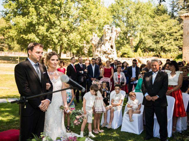 La boda de Jose y Cristina en Ourense, Orense 81