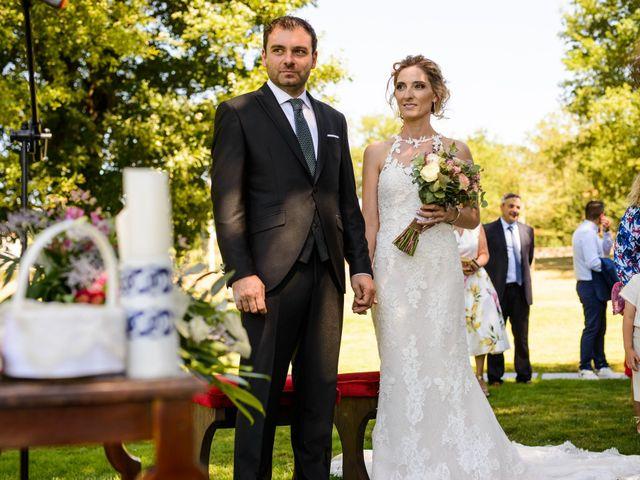 La boda de Jose y Cristina en Ourense, Orense 84