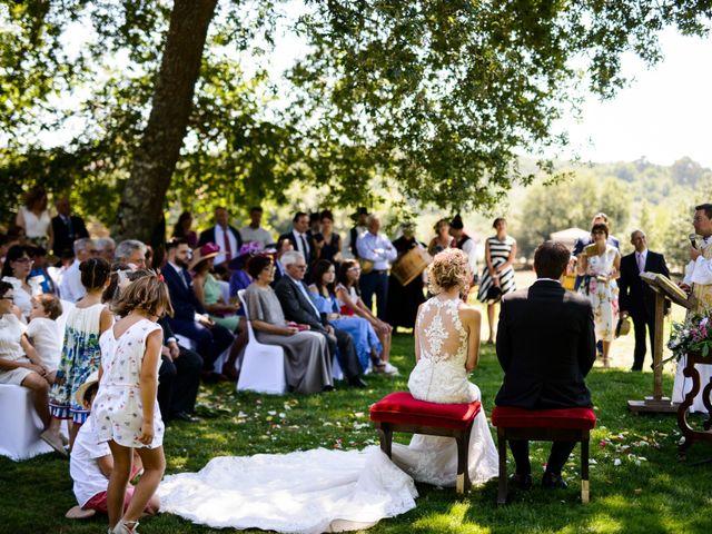 La boda de Jose y Cristina en Ourense, Orense 87