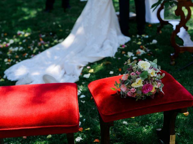La boda de Jose y Cristina en Ourense, Orense 89