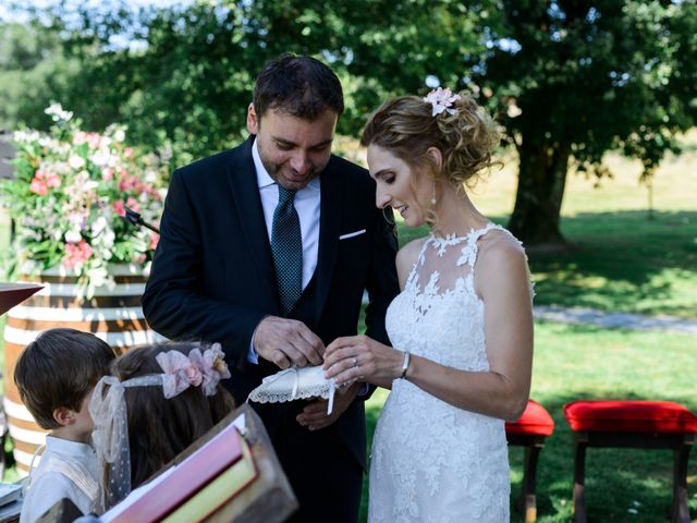 La boda de Jose y Cristina en Ourense, Orense 91
