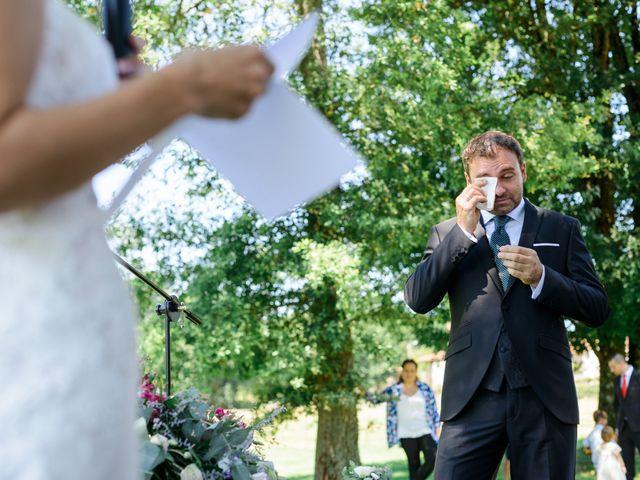 La boda de Jose y Cristina en Ourense, Orense 93