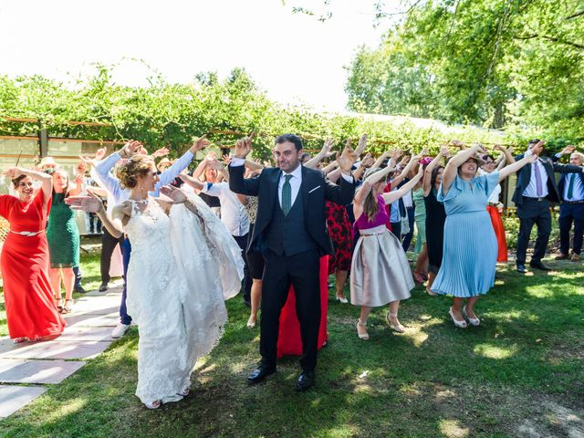 La boda de Jose y Cristina en Ourense, Orense 104