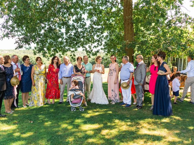 La boda de Jose y Cristina en Ourense, Orense 114
