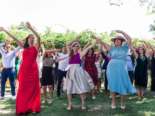 La boda de Jose y Cristina en Ourense, Orense 117