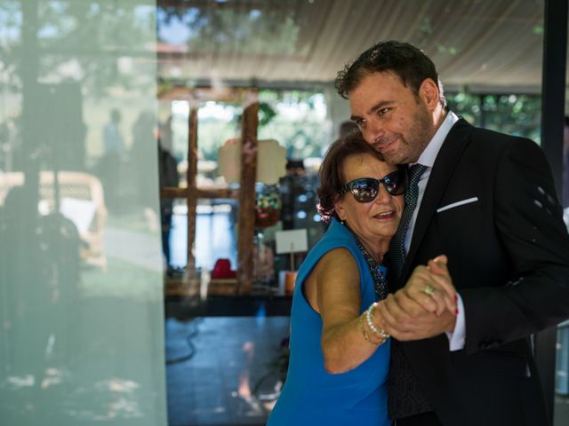 La boda de Jose y Cristina en Ourense, Orense 121