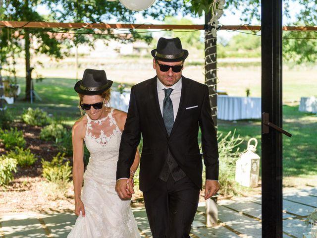La boda de Jose y Cristina en Ourense, Orense 123