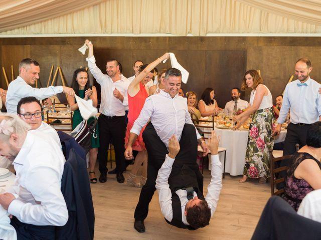 La boda de Jose y Cristina en Ourense, Orense 127