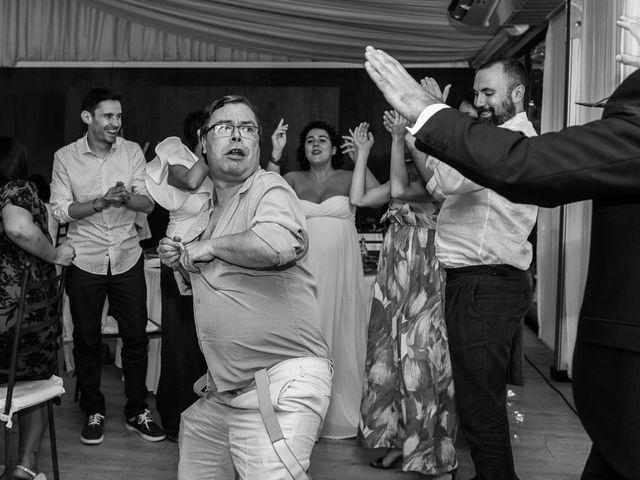 La boda de Jose y Cristina en Ourense, Orense 129