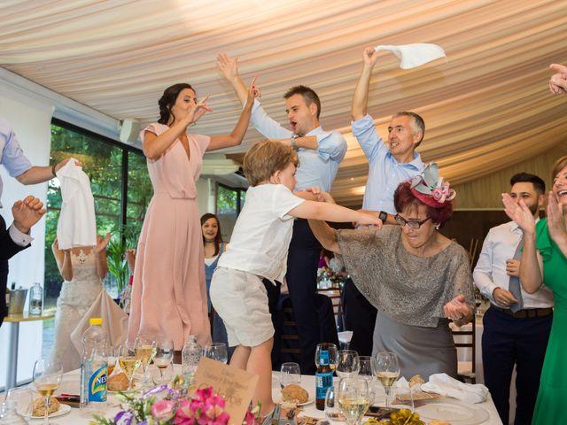 La boda de Jose y Cristina en Ourense, Orense 134